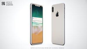 Iphone 8 rumors , foto , uscita e caratteristiche