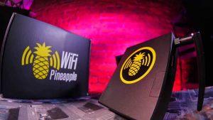 WiFi PineApple piattaforma Wireless Auditing