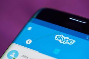 Skype segnalati problemi invio messaggi